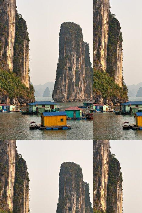 Tapeta Pixerstick Halong Bay, Vietnam. Unesco World Heritage Site. - Asie