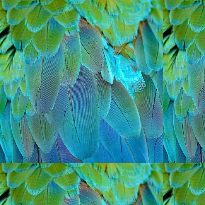 Vinylová Tapeta Harlequin papoušek peří - Surové materiály
