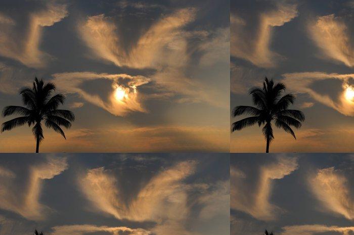 Tapeta Pixerstick Hawaii sunset - Témata