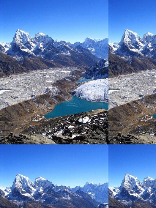 Tapeta Pixerstick Himalaya Zobrazení - Témata