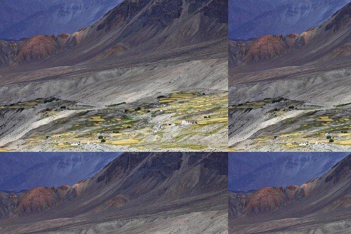 Tapeta Pixerstick Himalayan oáza - Ladakh, Jammu a Kašmír, Indie - Témata