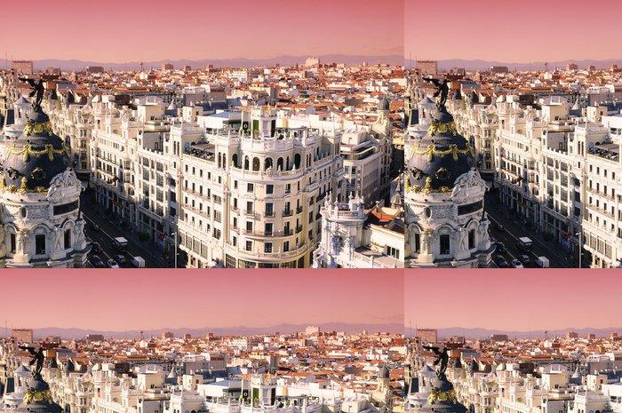 Tapeta Pixerstick Hl.m. - Španělsko - Evropská města