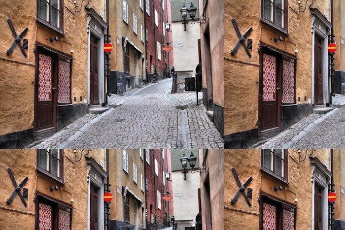 Vinylová Tapeta Hl.m. - Švédsko - Infrastruktura