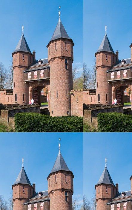 Tapeta Pixerstick Holandské zámku - Památky