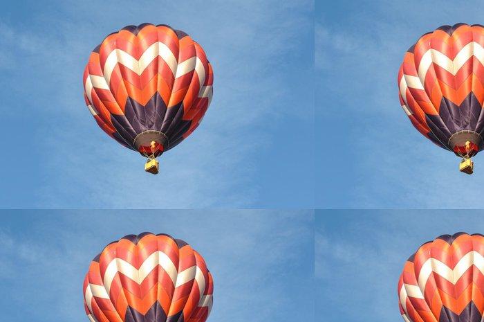 Tapeta Pixerstick Horkovzdušný balón - Vzduch