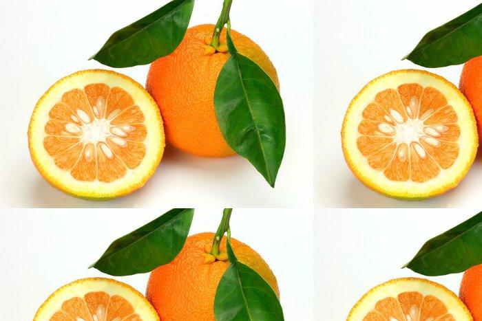 Tapeta Pixerstick Hořký pomeranč - Ovoce