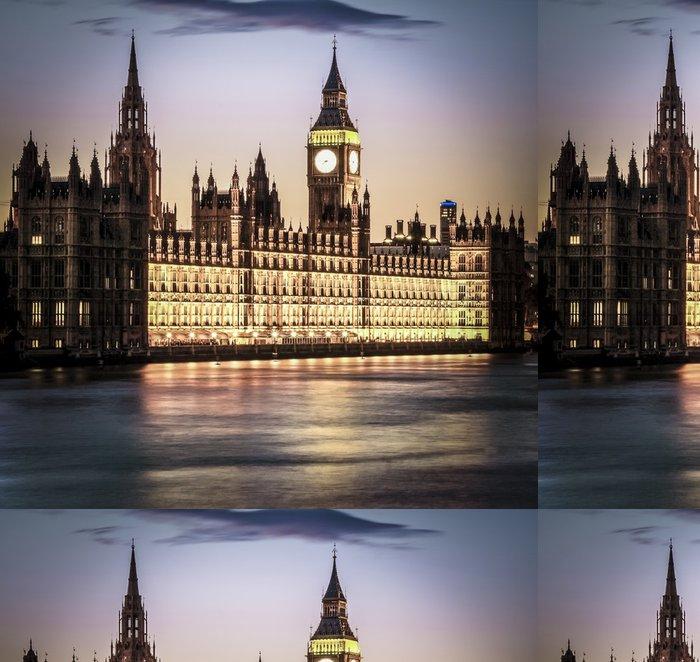 Vinylová Tapeta Houses of Parliament - Témata