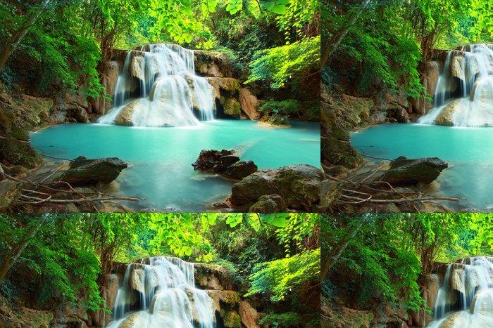 Tapeta Pixerstick Huay mae Kamin vodopád - Témata