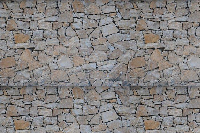 Vinylová Tapeta Hůlka aus stein - Struktury