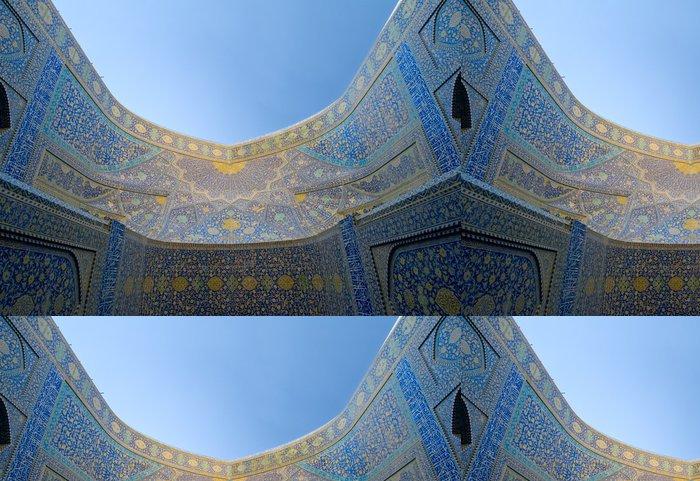 Tapeta Pixerstick Imam Mosque, Isfahan, Írán - Střední Východ