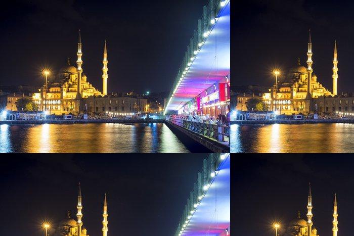 Tapeta Pixerstick Istanbul di notte - Střední Východ