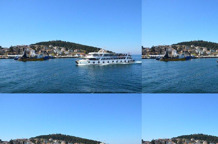 Tapeta Pixerstick Istanbul Inseln im marmarameer - Střední Východ