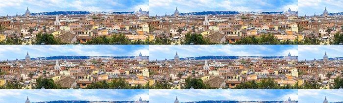 Tapeta Pixerstick Itálie. Řím. Řím panorama. Panoráma - Evropská města