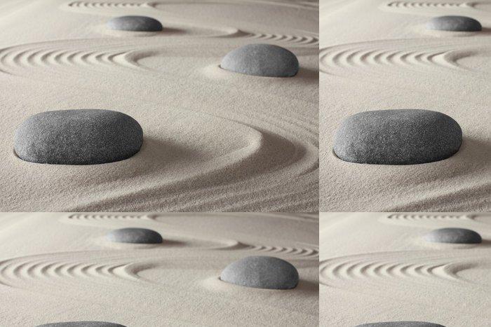 Tapeta Pixerstick Japanese zen zahrada - Témata