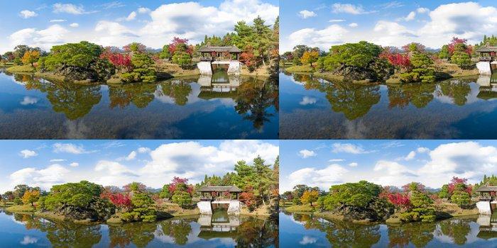 Tapeta Pixerstick Japonská zahrada - Témata