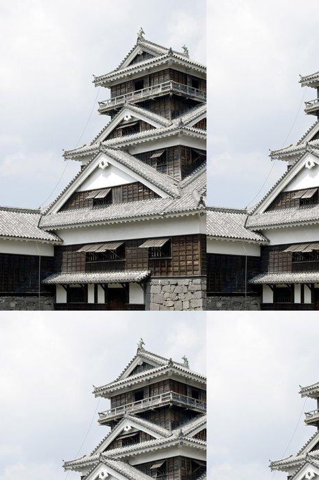 Vinylová Tapeta Japonské hrady - Asie