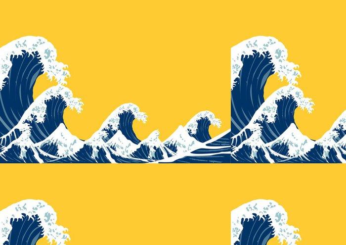 Vinylová Tapeta Japonské moře - Témata