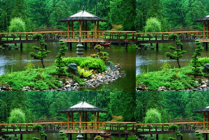 Tapeta Pixerstick Japonske zahrady - Témata