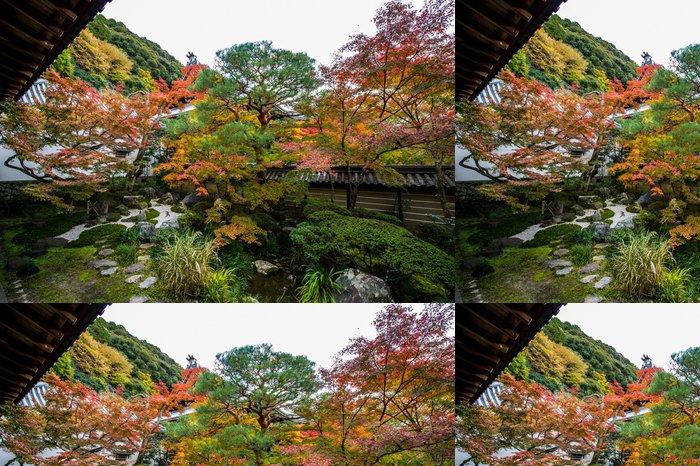 Tapeta Pixerstick Japonske zahrady - Asie