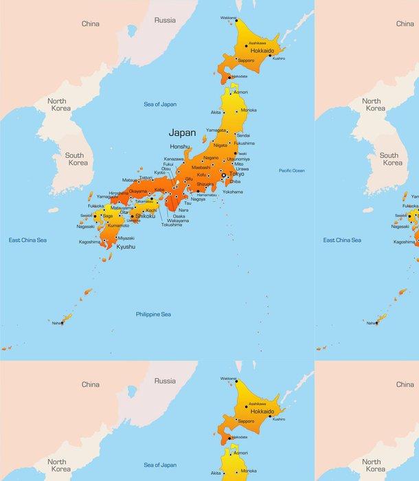 Tapeta Pixerstick Japonsko - Asie