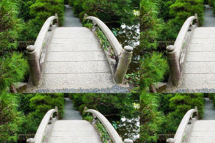 Vinylová Tapeta Japonský most - Asie