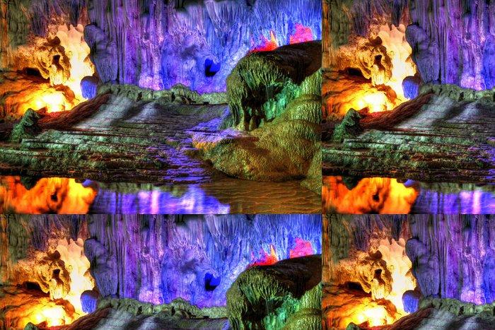 Tapeta Pixerstick Jeskyně v Halong Bay (Thajsko) - Asie