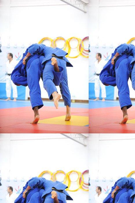 Tapeta Pixerstick Judo - Individuální sporty
