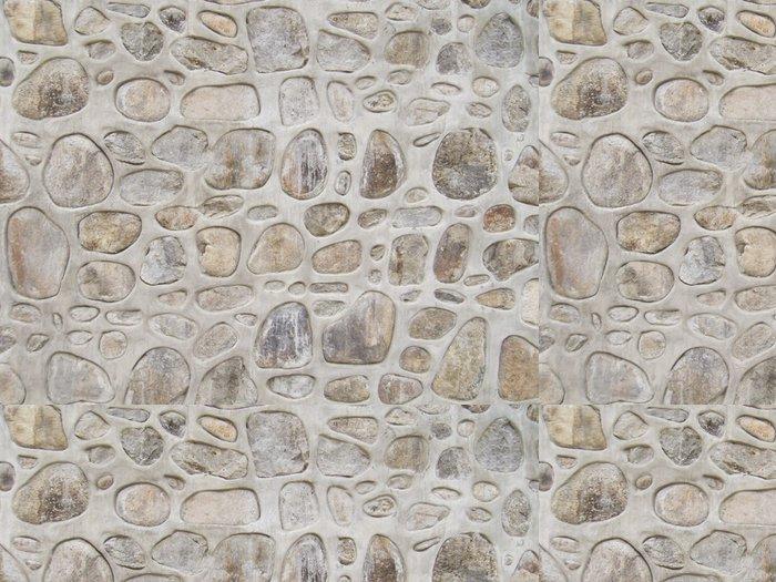 Vinylová Tapeta Kamenná zeď vzor - Struktury