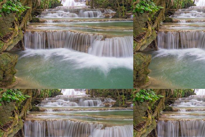 Tapeta Pixerstick Kanchanaburi vodopád - Asie