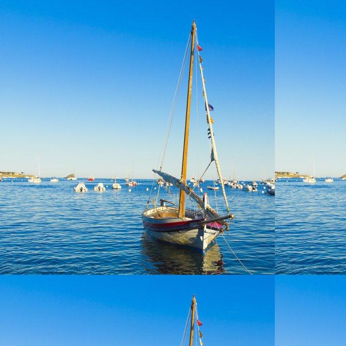 Vinylová Tapeta Katalánský loď. Costa Brava, Katalánsko - Prázdniny