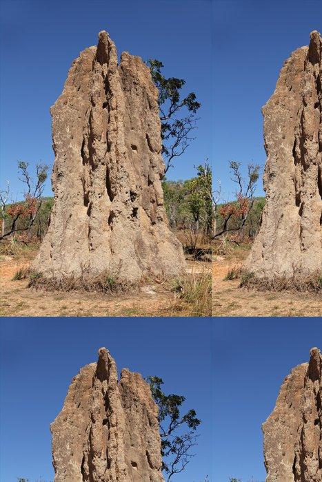 Tapeta Pixerstick Katedrála termitiště, Národní park Kakadu - Ostatní Ostatní