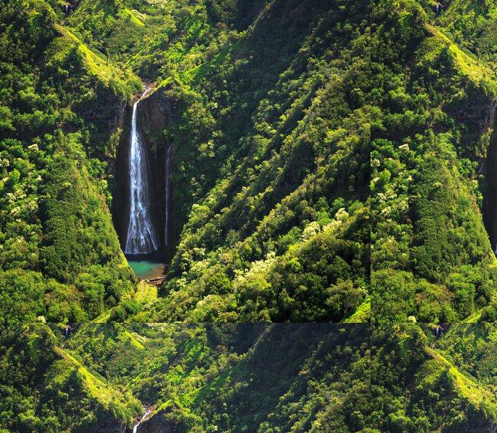 Vinylová Tapeta Kauai vodopád - Témata