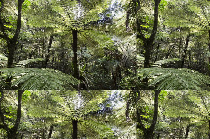 Tapeta Pixerstick Kauri Puketi Forest, NZ - Oceánie