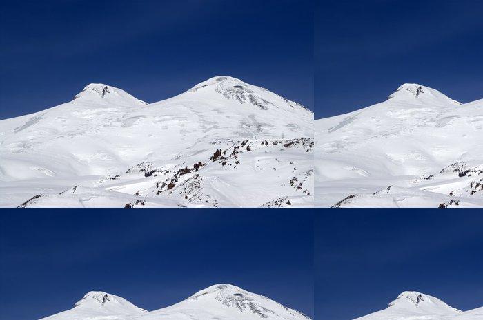 Tapeta Pixerstick Kavkazu. Elbrus - Extrémní sporty