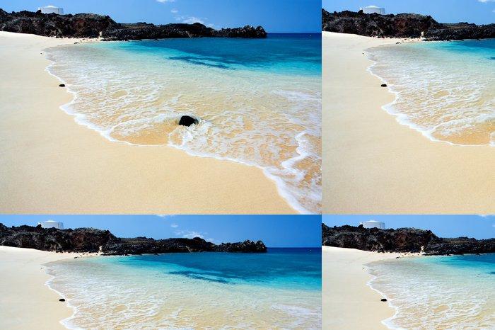 Vinylová Tapeta Klidné letní Beach - Témata
