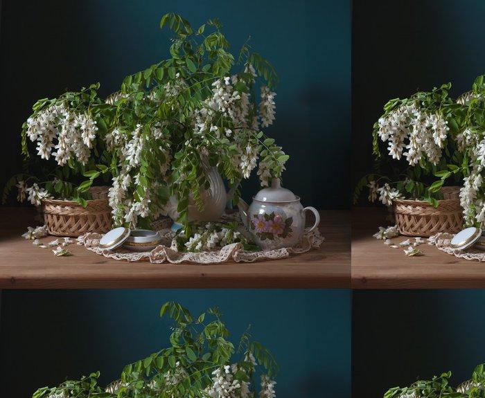 Tapeta Pixerstick Klovatina - Rostliny