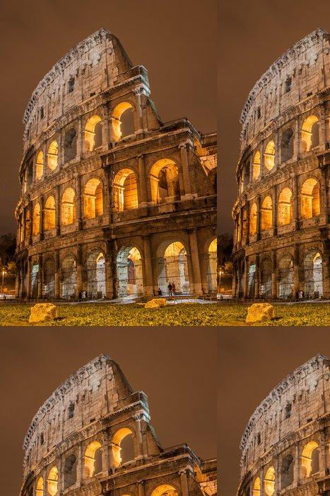 Tapeta Pixerstick Koloseum v Římě, Itálie - Témata