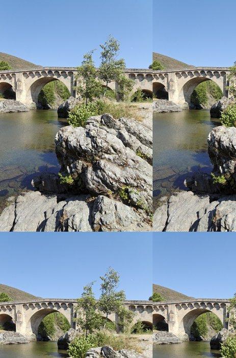 Tapeta Pixerstick Korsika, janovské most Ponte lecchia - Evropa
