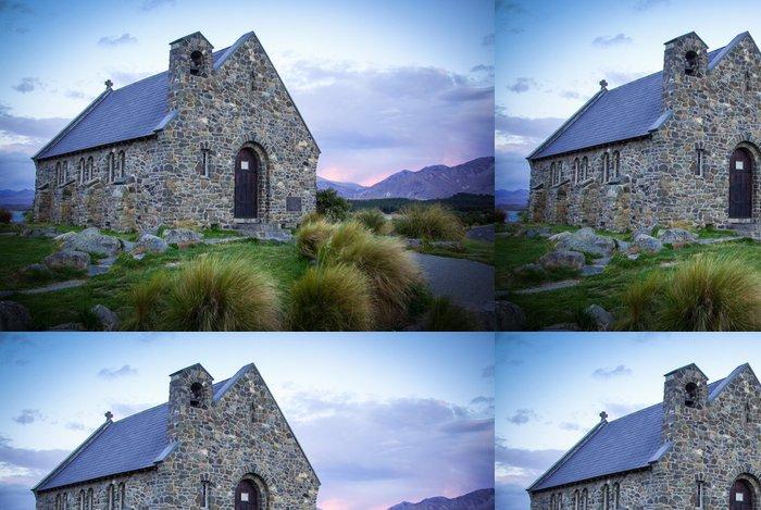 Tapeta Pixerstick Kostel Dobrého Pastýře - Oceánie