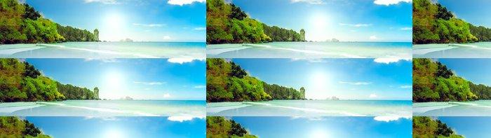 Vinylová Tapeta Krajina Tropical Island - Příroda a divočina