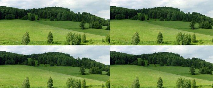 Tapeta Pixerstick Krajina - Zemědělství