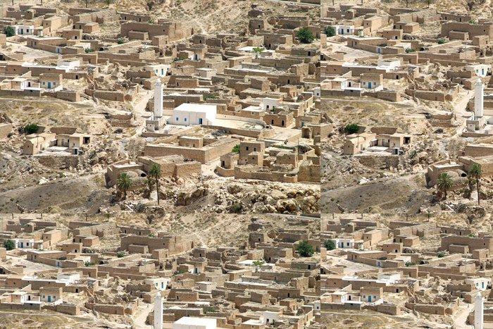 Tapeta Pixerstick Krajiny tunisko - Afrika