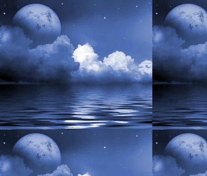 Tapeta Pixerstick Krásná obloha - Náboženství