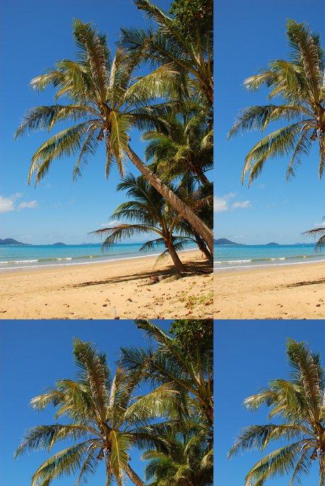 Vinylová Tapeta Krásné pláže Místo - Prázdniny