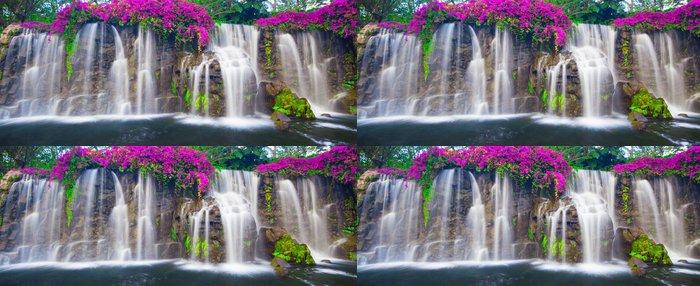 Tapeta Pixerstick Krásný vodopád - Témata