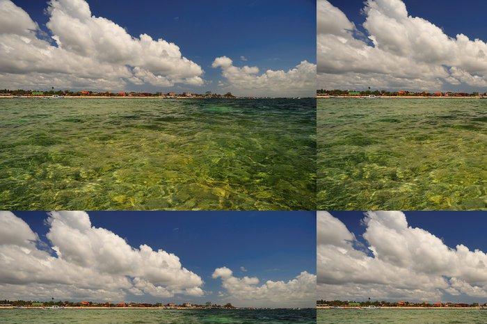 Vinylová Tapeta Křišťálově čisté moře na Bali - Asie
