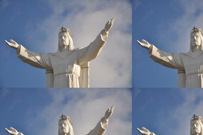 Vinylová Tapeta Kristus Král Monument, Swiebodzin, Polsko - Náboženství
