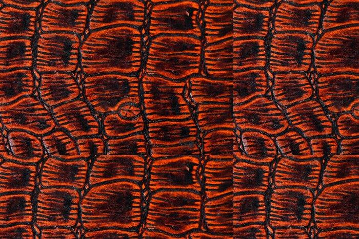 Tapeta Pixerstick Krokodýlí kůže - Struktury