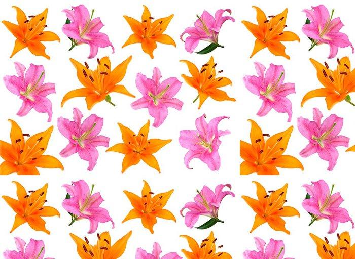 Tapeta Pixerstick Květ lilie - Květiny