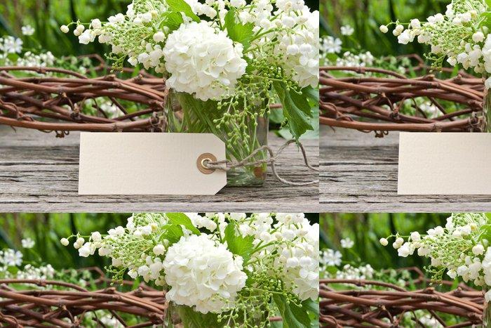 Tapeta Pixerstick Květen - Roční období